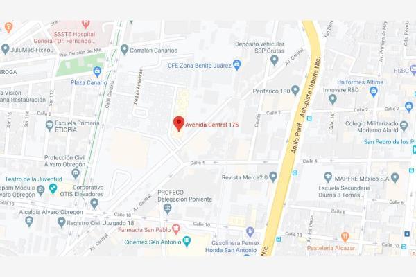 Foto de departamento en venta en avenida central 175, san pedro de los pinos, álvaro obregón, df / cdmx, 12275963 No. 04