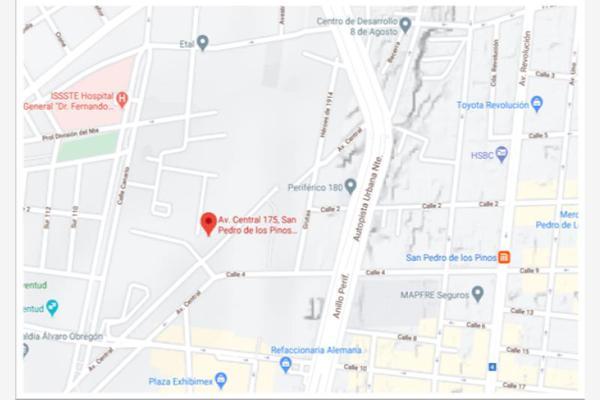 Foto de departamento en venta en avenida central 175, san pedro de los pinos, álvaro obregón, df / cdmx, 0 No. 10