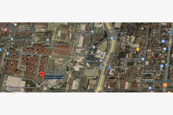 Foto de departamento en venta en avenida central 175, san pedro de los pinos, álvaro obregón, df / cdmx, 0 No. 12