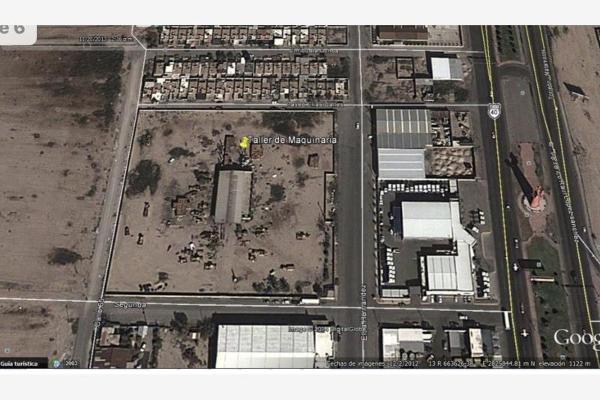 Foto de terreno industrial en venta en avenida central 300, parque industrial pequeña zona industrial, torreón, coahuila de zaragoza, 5873968 No. 02