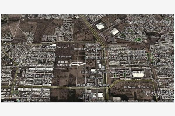 Foto de terreno industrial en venta en avenida central 300, parque industrial pequeña zona industrial, torreón, coahuila de zaragoza, 5873968 No. 03