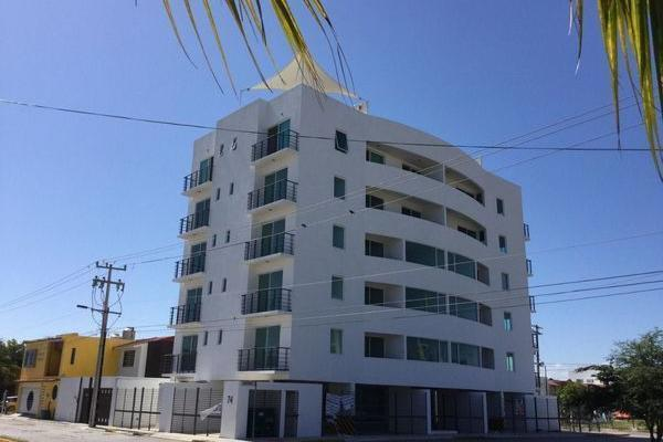 Foto de departamento en venta en avenida central , reforma ii sección, carmen, campeche, 0 No. 01