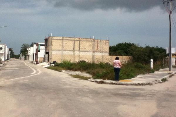 Foto de terreno habitacional en venta en avenida central , san joaquín, carmen, campeche, 14036827 No. 01