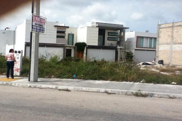 Foto de terreno habitacional en venta en avenida central , san joaquín, carmen, campeche, 14036827 No. 03