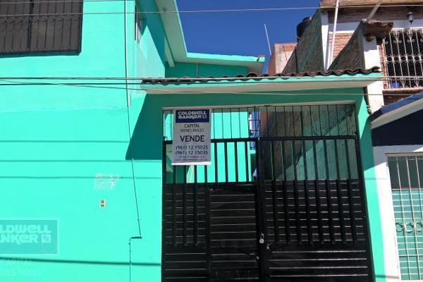 Foto de casa en venta en avenida cerro de agua fria , san pedro progresivo, tuxtla gutiérrez, chiapas, 3358745 No. 01