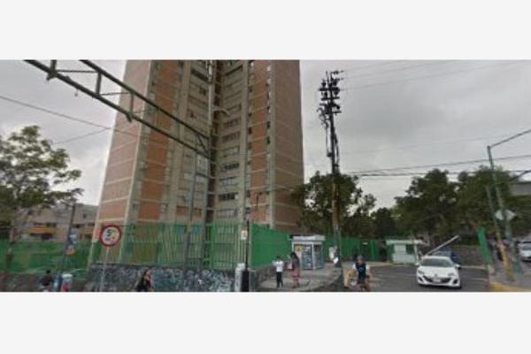Foto de departamento en venta en avenida cerro del agua 179, integración latinoamericana, coyoacán, df / cdmx, 8839068 No. 01