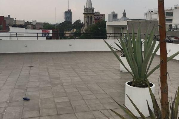 Foto de departamento en venta en avenida chapultepec , roma norte, cuauhtémoc, distrito federal, 4664472 No. 07