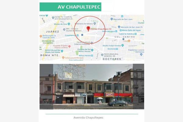 Foto de terreno comercial en venta en avenida chapultepec s, juárez, cuauhtémoc, df / cdmx, 16233489 No. 02