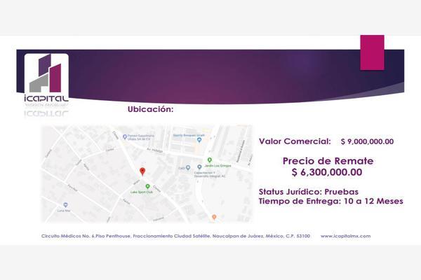 Foto de terreno habitacional en venta en avenida cisnes 28, lago de guadalupe, cuautitlán izcalli, méxico, 5962525 No. 02