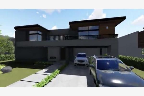 Foto de casa en venta en avenida claustros 1000, cedros tilipanes, querétaro, querétaro, 8338308 No. 01