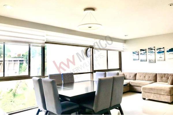 Foto de departamento en venta en avenida club de golf lomas 2, bosques de las palmas, huixquilucan, méxico, 13325661 No. 04