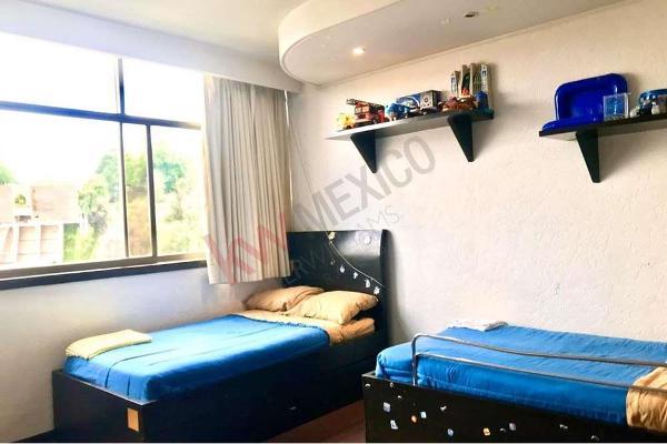 Foto de departamento en venta en avenida club de golf lomas 2, bosques de las palmas, huixquilucan, méxico, 13325661 No. 17