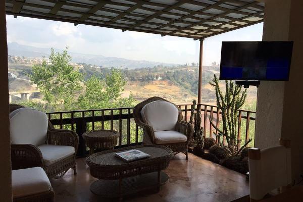 Foto de casa en venta en avenida club de golf , lomas country club, huixquilucan, méxico, 3512395 No. 02
