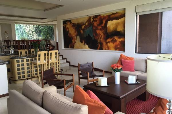 Foto de casa en venta en avenida club de golf , lomas country club, huixquilucan, méxico, 3512395 No. 08