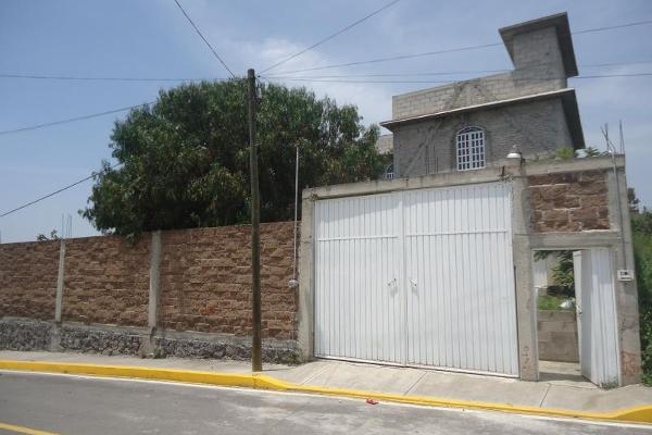 Foto de casa en venta en avenida coahuila 16, san francisco acuautla, ixtapaluca, méxico, 5936098 No. 01