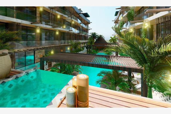 Foto de departamento en venta en avenida coba 38, tulum centro, tulum, quintana roo, 10202578 No. 01