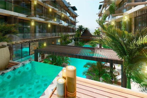 Foto de departamento en venta en avenida coba 38, villas tulum, tulum, quintana roo, 10202578 No. 01