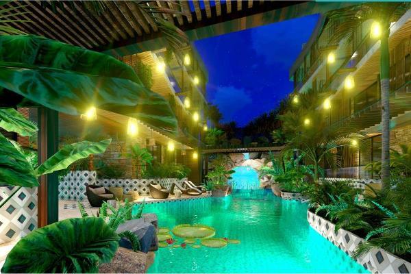 Foto de departamento en venta en avenida coba 38, villas tulum, tulum, quintana roo, 10202578 No. 02
