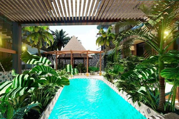 Foto de departamento en venta en avenida coba 38, villas tulum, tulum, quintana roo, 10202578 No. 14