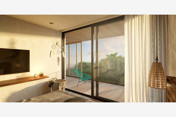Foto de departamento en venta en avenida coba 50, tulum centro, tulum, quintana roo, 10121638 No. 03