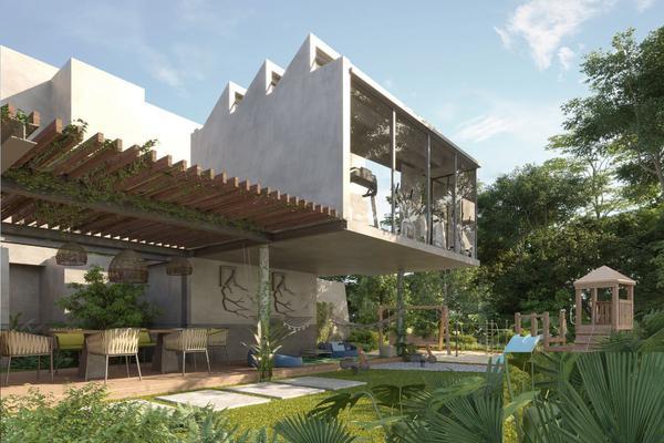 Foto de casa en venta en avenida coba , aldea zama, tulum, quintana roo, 7230363 No. 02