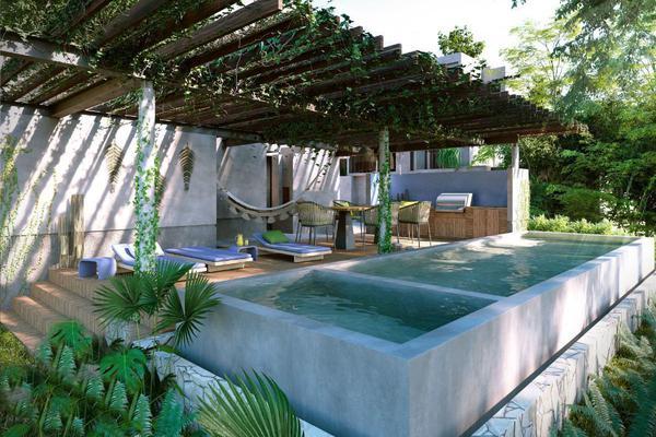 Foto de casa en venta en avenida coba , aldea zama, tulum, quintana roo, 7230363 No. 09