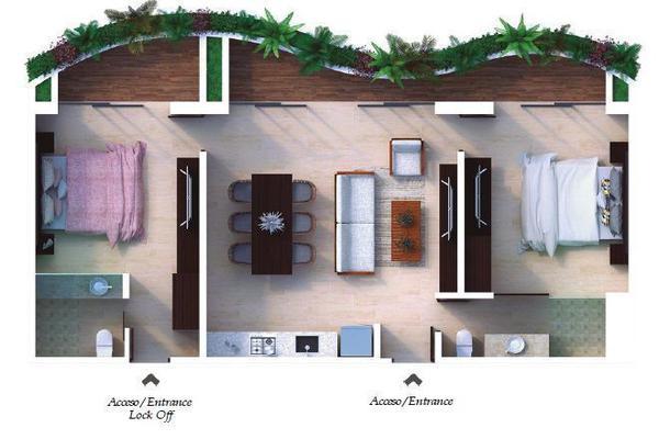 Foto de departamento en venta en avenida coba , tulum centro, tulum, quintana roo, 15239047 No. 09