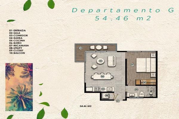 Foto de departamento en venta en avenida coba , tulum centro, tulum, quintana roo, 7279262 No. 05