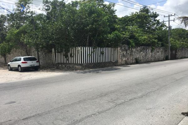 Foto de terreno habitacional en venta en avenida colegios , alfredo v bonfil, benito juárez, quintana roo, 0 No. 02