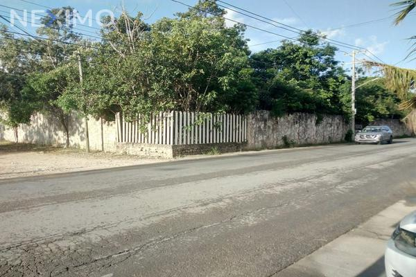 Foto de terreno habitacional en venta en avenida colegios , alfredo v bonfil, benito juárez, quintana roo, 0 No. 03