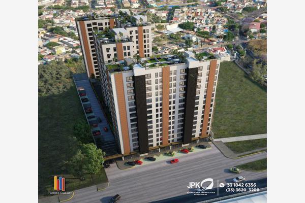 Foto de departamento en venta en avenida colon 4853, españa, san pedro tlaquepaque, jalisco, 0 No. 01