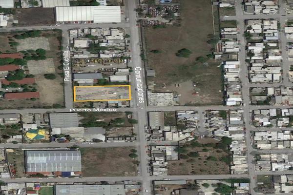 Foto de terreno habitacional en venta en avenida comunicaciones 311 , scop, guadalupe, nuevo león, 19347243 No. 01