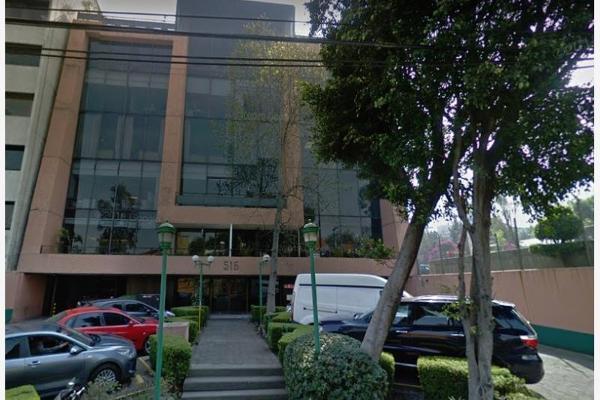 Foto de oficina en renta en avenida contreras 400, san jerónimo aculco, la magdalena contreras, df / cdmx, 8349377 No. 01