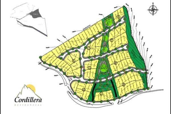 Foto de terreno habitacional en venta en avenida cordillera , zona valle poniente, san pedro garza garcía, nuevo león, 20270863 No. 03