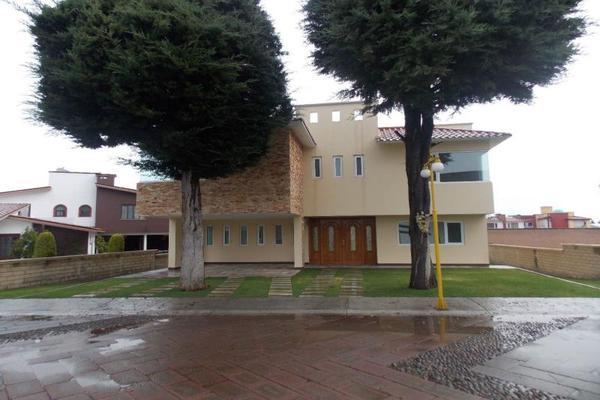 Foto de casa en venta en avenida corredores , cacalomacán, toluca, méxico, 5365011 No. 01