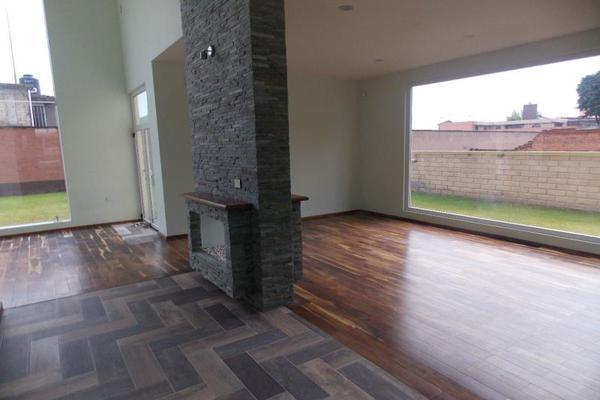 Foto de casa en venta en avenida corredores , cacalomacán, toluca, méxico, 5365011 No. 04