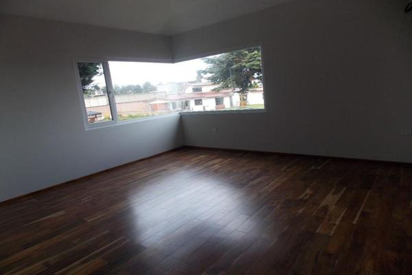Foto de casa en venta en avenida corredores , cacalomacán, toluca, méxico, 5365011 No. 16