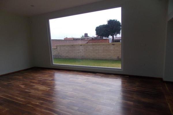 Foto de casa en venta en avenida corredores , cacalomacán, toluca, méxico, 5365011 No. 18