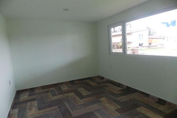 Foto de casa en venta en avenida corredores , cacalomacán, toluca, méxico, 5365011 No. 23