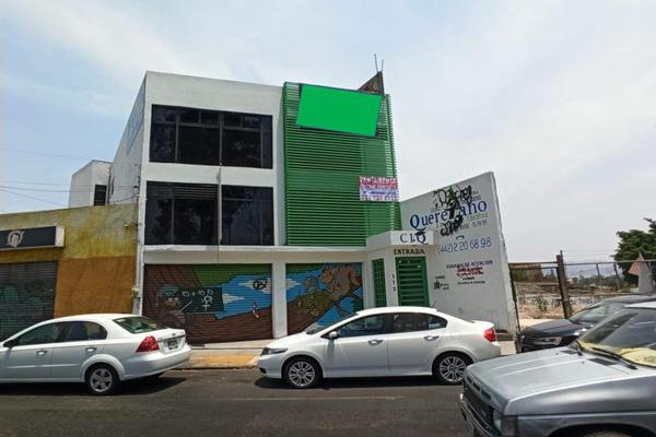 Foto de edificio en venta en avenida corregidora norte 1, lindavista, querétaro, querétaro, 0 No. 01