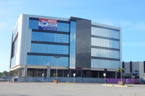 Foto de oficina en renta en avenida corregidora , privada santa ana, carmen, campeche, 5866410 No. 01