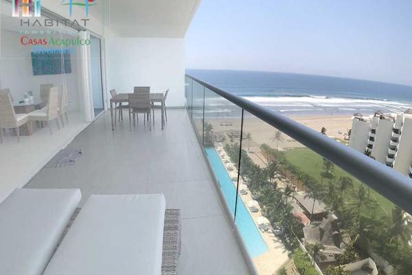Foto de departamento en venta en avenida costera de las palmas 1, playa diamante, acapulco de juárez, guerrero, 8877803 No. 01