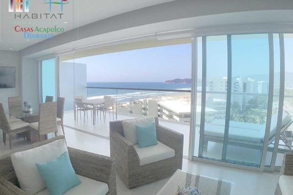 Foto de departamento en venta en avenida costera de las palmas 1, playa diamante, acapulco de juárez, guerrero, 8877803 No. 02