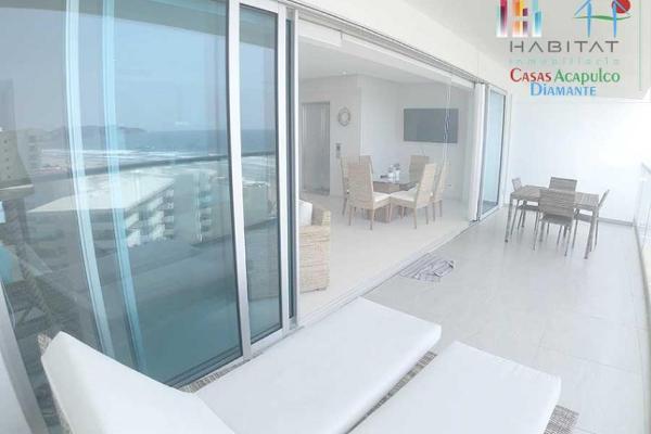 Foto de departamento en venta en avenida costera de las palmas 1, playa diamante, acapulco de juárez, guerrero, 8877803 No. 03