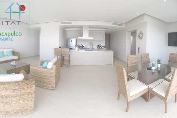 Foto de departamento en venta en avenida costera de las palmas 1, playa diamante, acapulco de juárez, guerrero, 8877803 No. 04