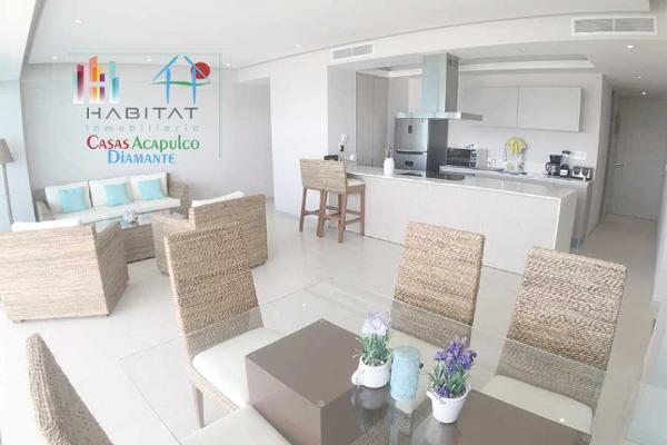 Foto de departamento en venta en avenida costera de las palmas 1, playa diamante, acapulco de juárez, guerrero, 8877803 No. 05