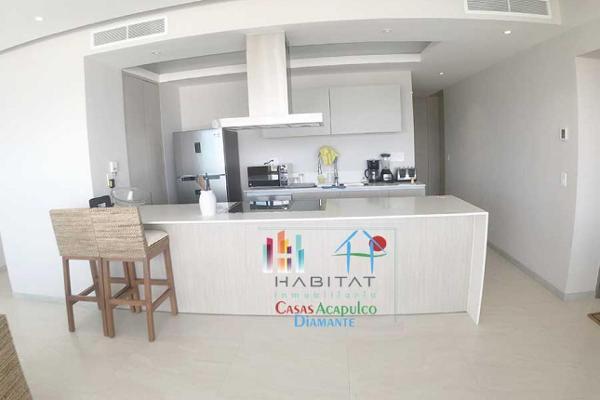 Foto de departamento en venta en avenida costera de las palmas 1, playa diamante, acapulco de juárez, guerrero, 8877803 No. 07