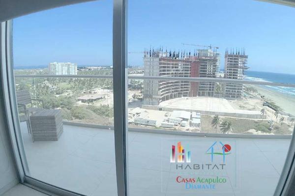 Foto de departamento en venta en avenida costera de las palmas 1, playa diamante, acapulco de juárez, guerrero, 8877803 No. 12