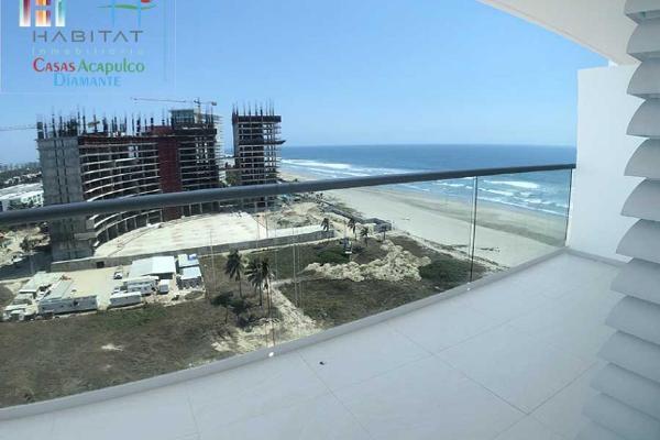 Foto de departamento en venta en avenida costera de las palmas 1, playa diamante, acapulco de juárez, guerrero, 8877803 No. 13
