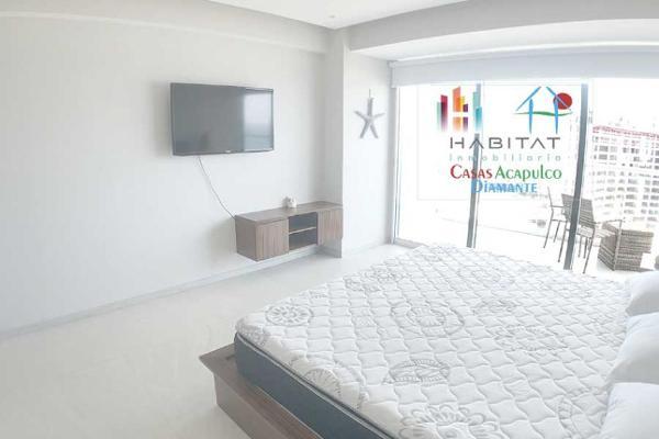 Foto de departamento en venta en avenida costera de las palmas 1, playa diamante, acapulco de juárez, guerrero, 8877803 No. 14